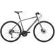 Kona Dew Deluxe Hybridcykel 2016 silver